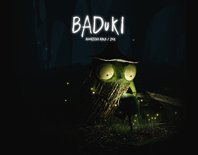 Baduki / 3D animation