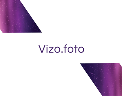 Vizofoto photographer business card