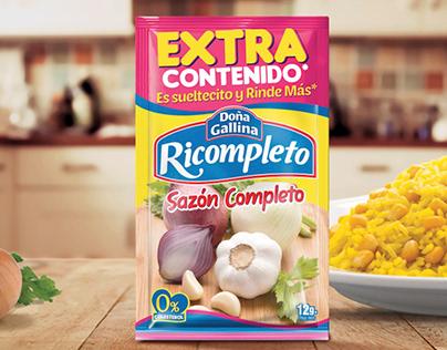 RICOMPLETO EXTRA