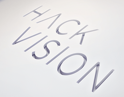 HackVision   Branding