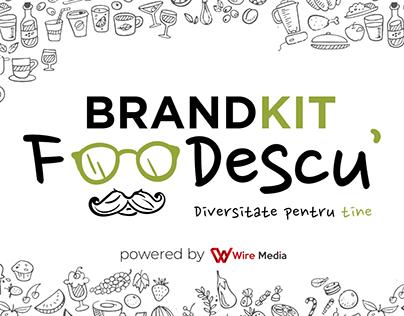 Foodescu Brandkit