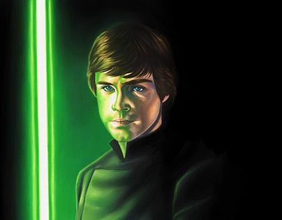 Return of the Jedi: Luke Skywalker