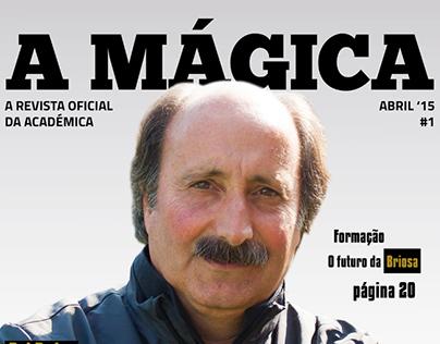 Revista digital - A MÁGICA