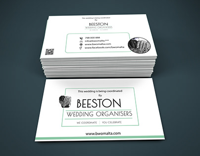 Beeston Creative Business Card Design