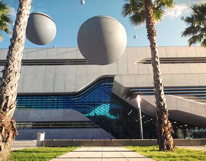 Majestic Spheres