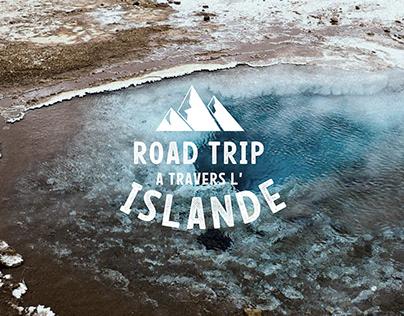 ISLANDE ❘ Road-Trip - Photography