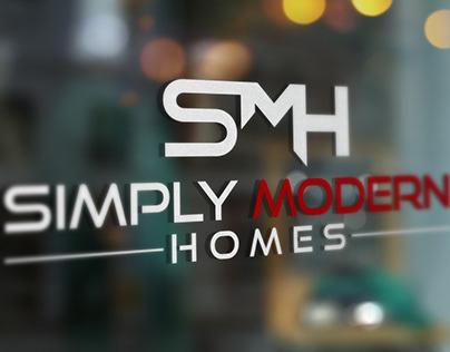 Simply Modern Homes Branding