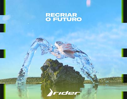 RIDER R4 - RECRIAR O FUTURO