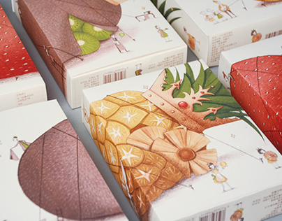 Imagination For Life|Dried Fruit Packaging