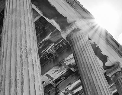 Acropolis Sunrise - Athens - Greece