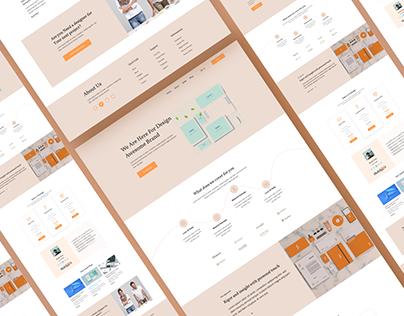 Designer Design agency web design