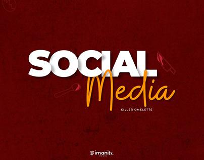 Social Media - Killer Omelette