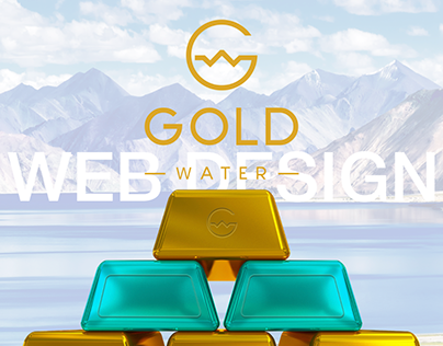 WEB for GOLD WATER