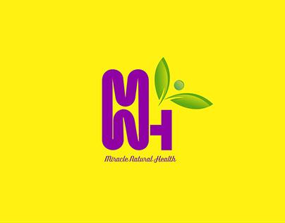 Miracle Natural Health Logo Project