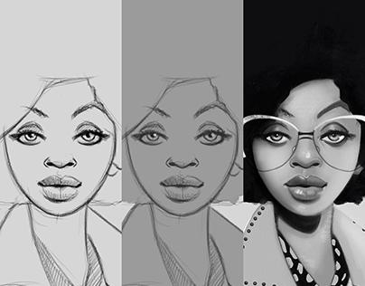 Black Power!