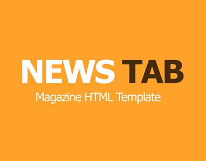 NewsTab - magazine and blog theme
