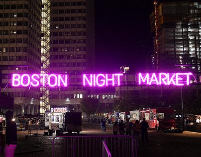 Boston Night Market 2019