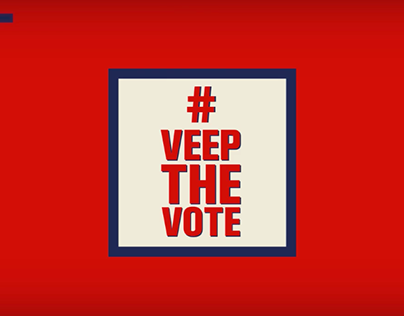 Animation for HBO's VEEP's Social Media Campaign