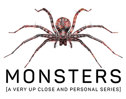 MONSTERS - A Very Close Up and Personal Series