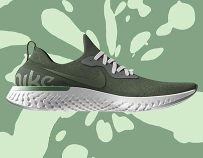 Nike React Go