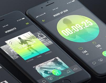 LUZ app