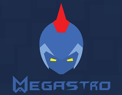 MEGASTRO (megaman & astro boy)