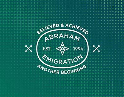 Abraham Emigration Corporate Identity Renewal