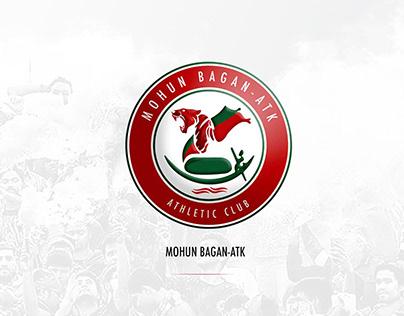 Branding & Identity Design   Mohun Bagan ATK