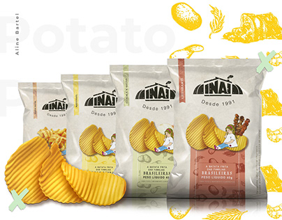 INAI-Potato Chips