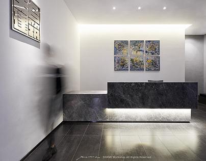 不二山人丨深圳天合设计 办公空间摄影