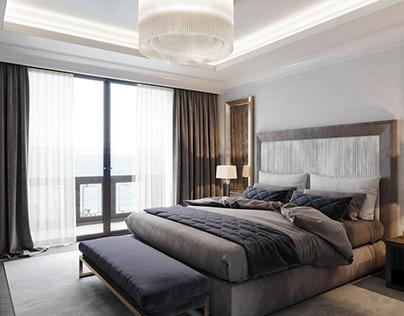 Bedroom Renders