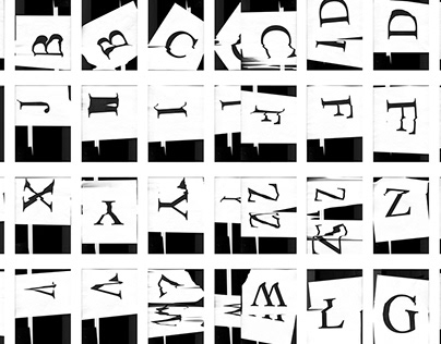 Deformed Typography