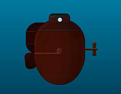 Evolución del Submarino