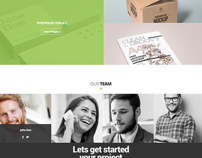Silicon Veli Website mock1