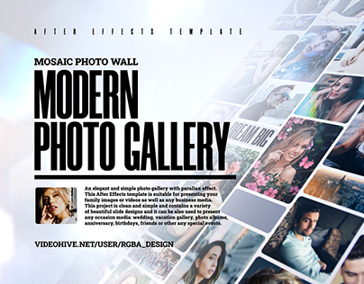 Mosaic Photo Gallery