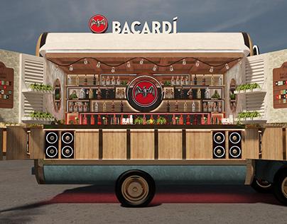 Bacardi on tour