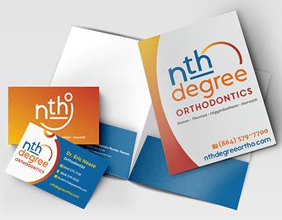 Nth Degree Orthodontics Branding