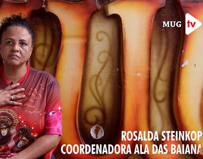 MUG TV | Episódio 01 - Rosalda Steinkopf