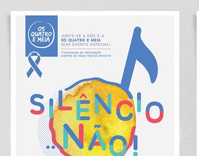 Dar a Voz por quem não tem Voz - Concerto Solidário