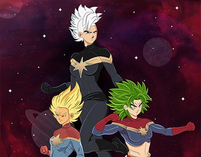 Captain Marvel | The Dark Universe