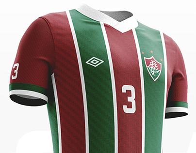 Fluminense Football Club Concept