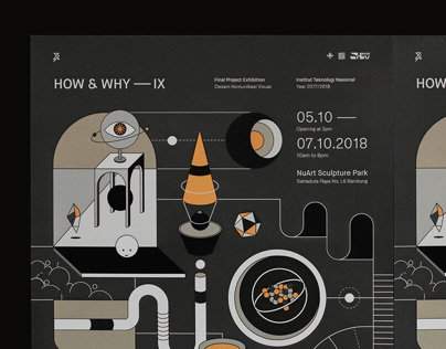 How & Why IX - Exhibition