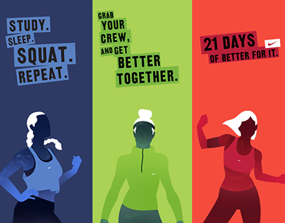 21 days of Better For It | Nike India