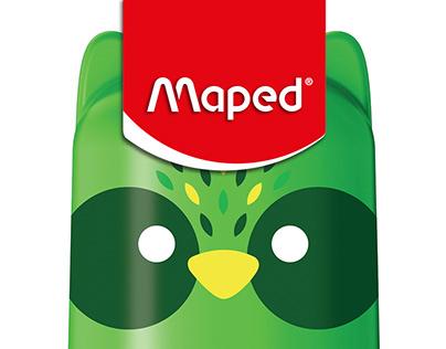 Réalisation de présentations produits pour Maped.