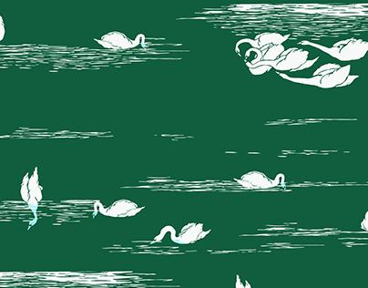 GREEN SWANN