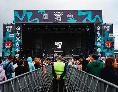 Rhymes Show Festival