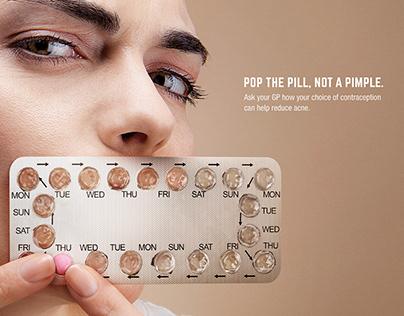 "Bayer ""Pop the Pill"" CGI."