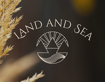 Land and Sea Branding and Web Design