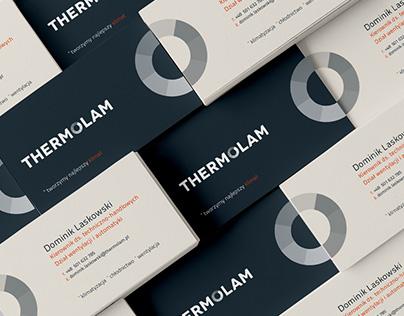 THERMOLAM Corporate Identity \ Branding