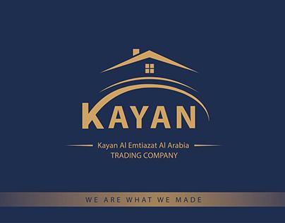 Kayan Trading Company logo